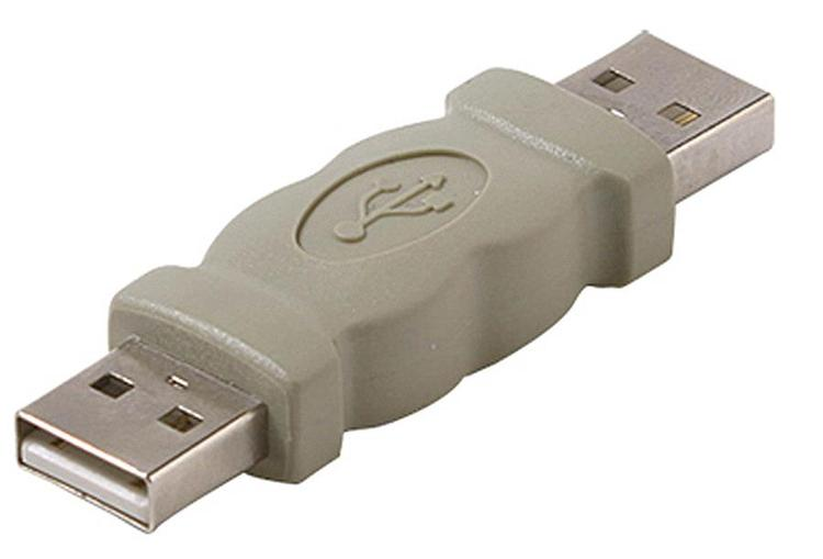Black Point Products Inc Bc-071 Usb Adaptor A-A Male