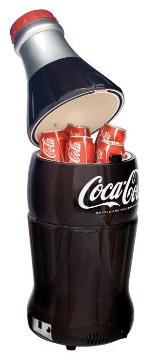 Coca-Cola Bottle Fridge Cooler