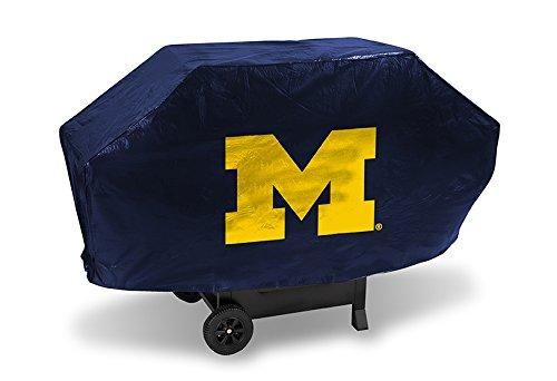 Rico Industries NCAA Michigan University Deluxe Grill Cover