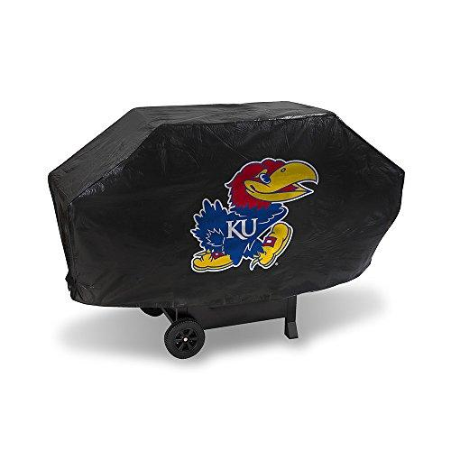 Rico Industries NCAA Kansas University Deluxe Grill Cover