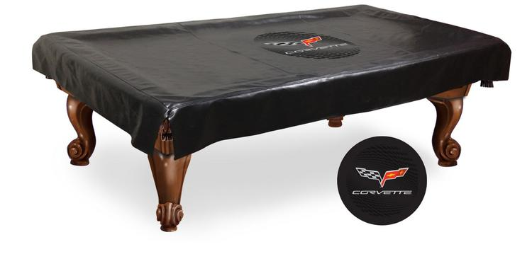 Corvette - C6 Billiard Table Cover