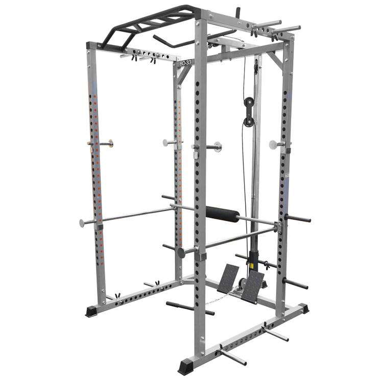 Valor Fitness Lat Pull For Heavy Duty Power Cage