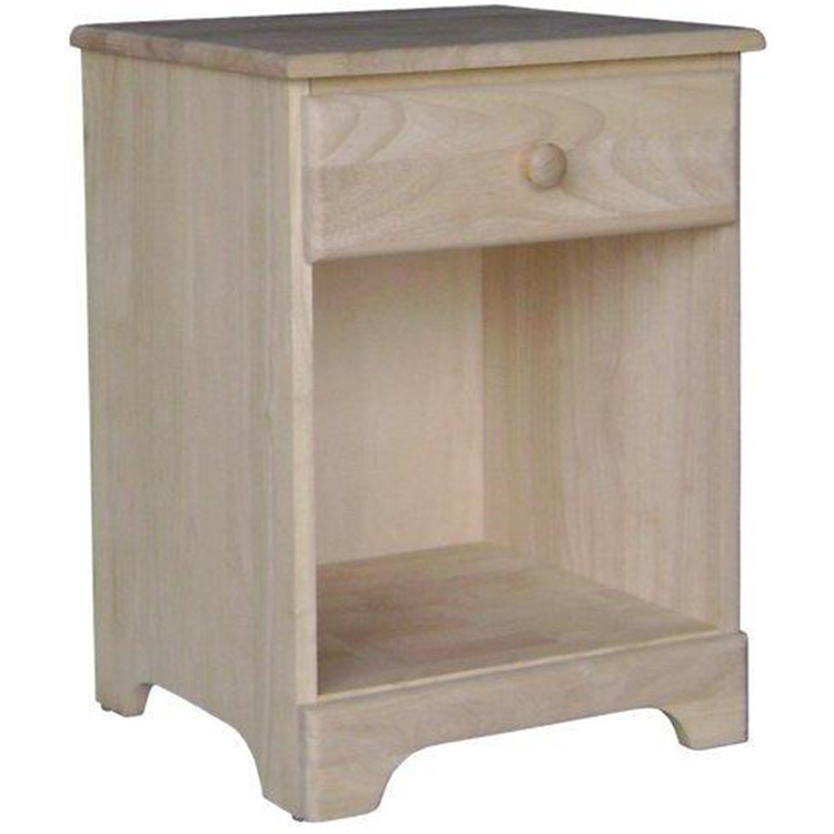 International Concepts Night Stand with 1 Drawer