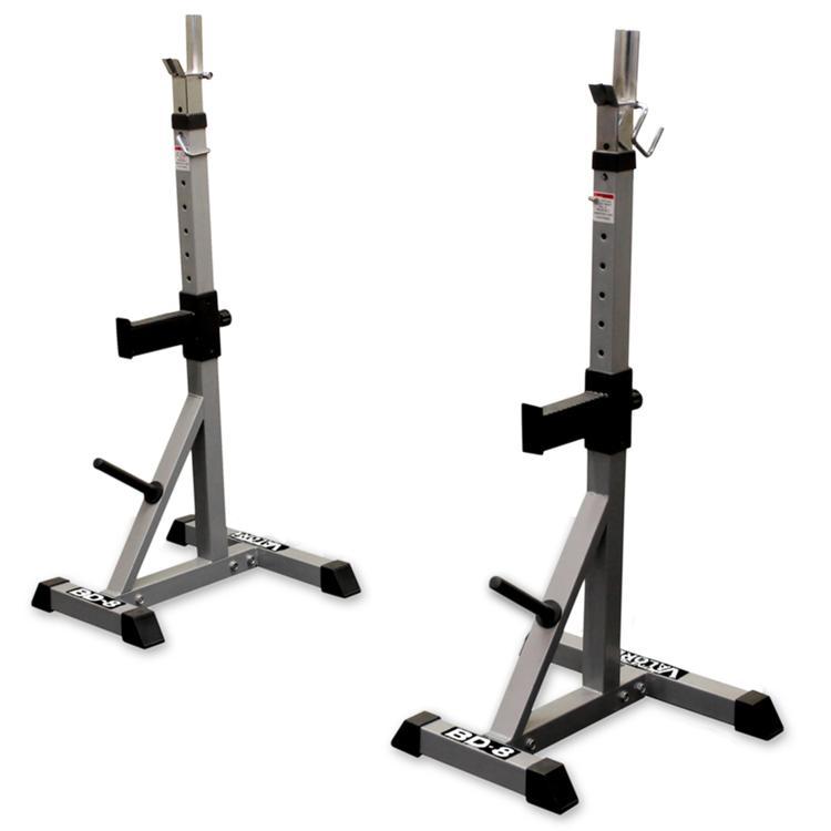 Valor Fitness Improved Delux Squat Stands