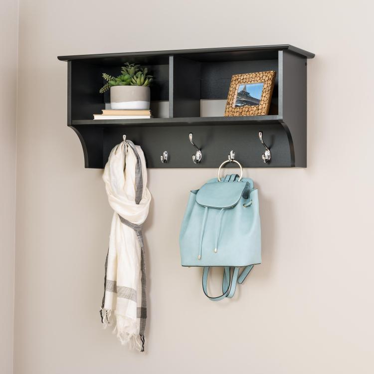 Hanging Entryway Shelf