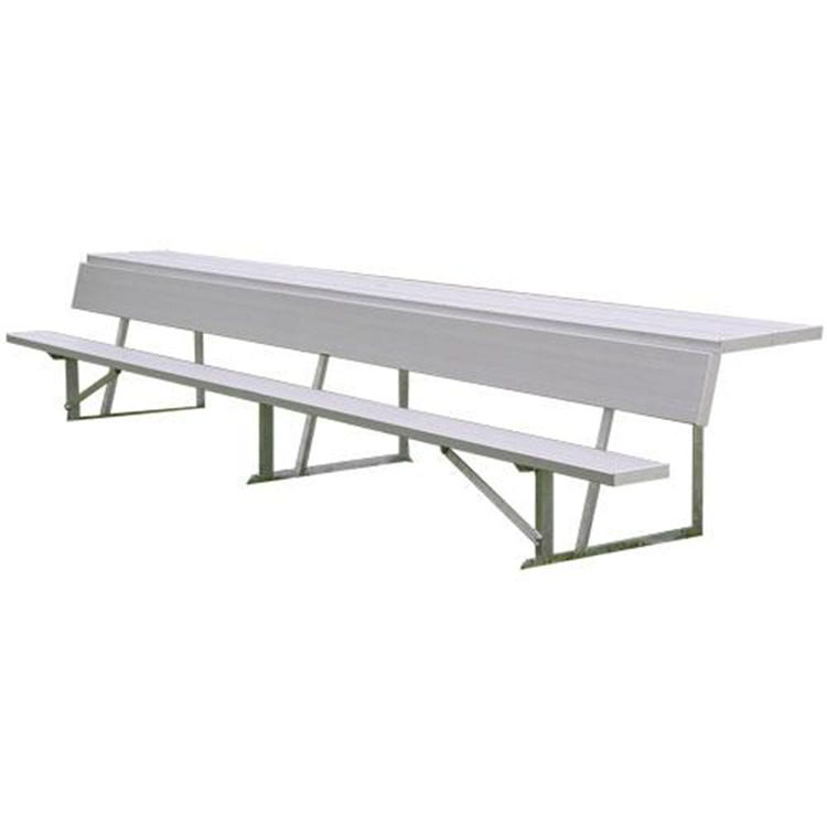BSN Sports 15' Player's Bench With Shelf [Item # BEPS15]