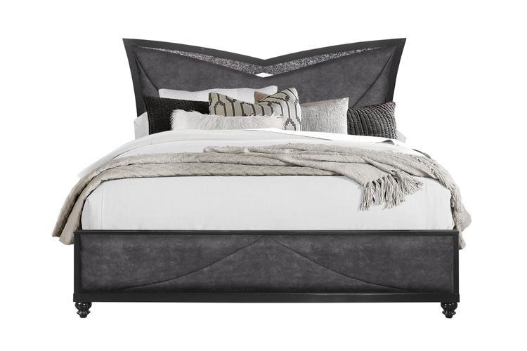 Global Furniture Modern Beverly Bed