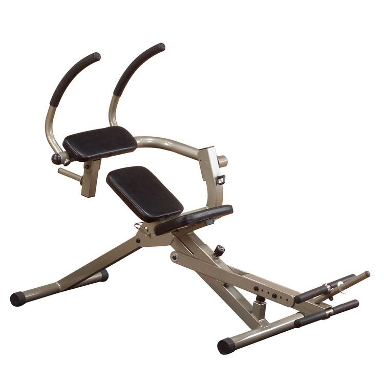 Best Fitness Semi-Recumbent Ab Bench