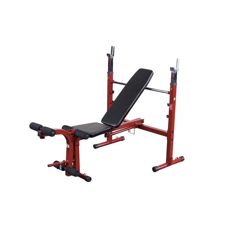 Body Solid Best Fitness Olympic Bench