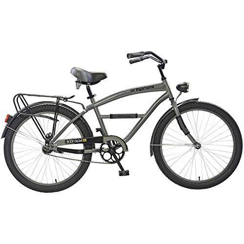 Greystone 24.1 Boy's Cruiser Bicycle