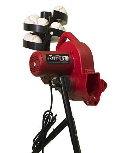 Heater Sports BaseHit Real Baseball Machine