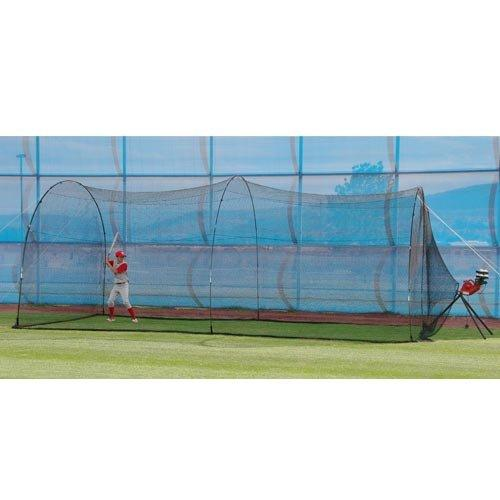 Heater Sports BaseHit & PowerAlley 22' Cage