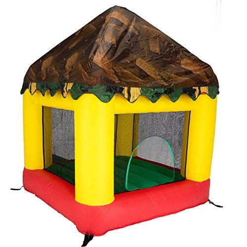 6.25' x 6' Bounce House with Tree House Cover