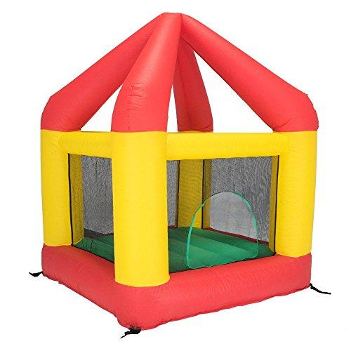6.25' x 6' Bounce House with Open Roof