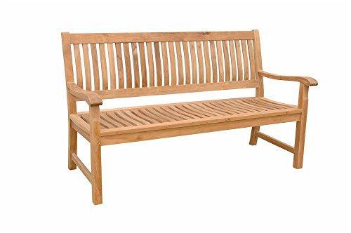 Anderson Teak Del-Amo 4-Seater Bench