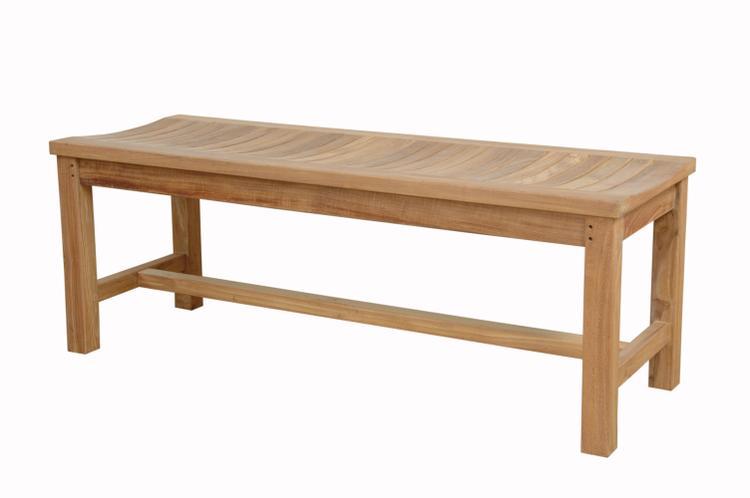 Anderson Teak Madison Backless Bench [Item # BH-7048B]