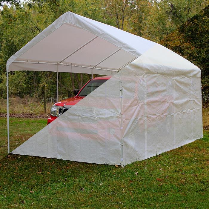 King Canopy Universal Enclosed Canopy