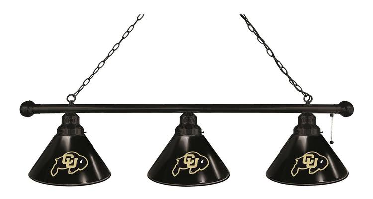 Colorado 3 Shade Billiard Light