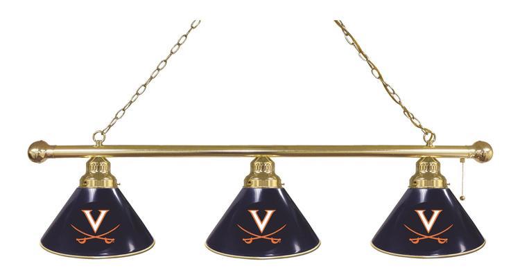 Virginia 3 Shade Billiard Light