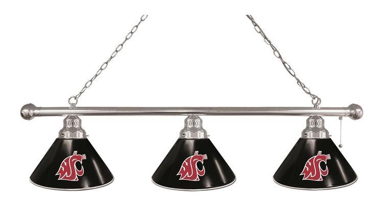 Washington State 3 Shade Billiard Light