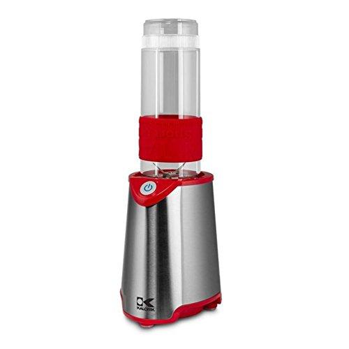 Kalorik Red And Stainless Steel Personal Blender