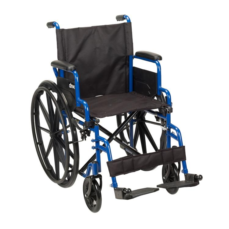 Drive Medical Streak Wheelchair with Desk Arms