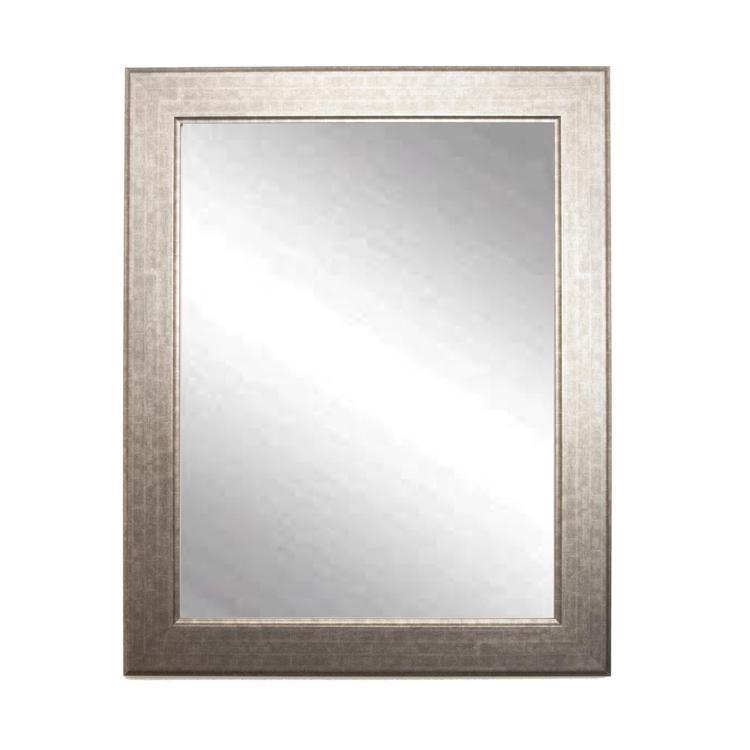 Modern Style Subway Wall Mirror