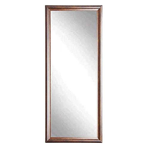 Vintage Copper Hill Full Length Leaning Wall Mirror