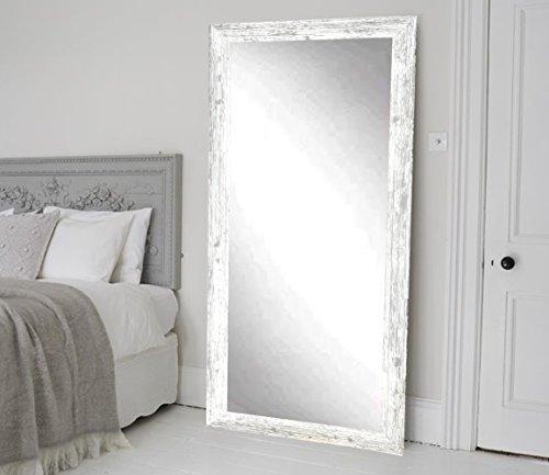 American Barnwood Full Length Leaning Wall Mirror