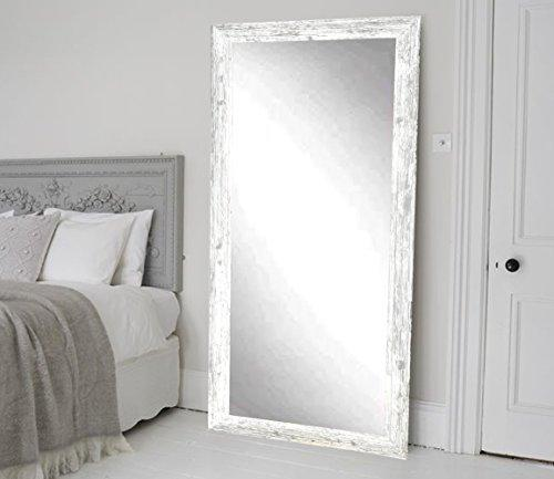 American Barnwood Full Length Leaning Wall Mirror