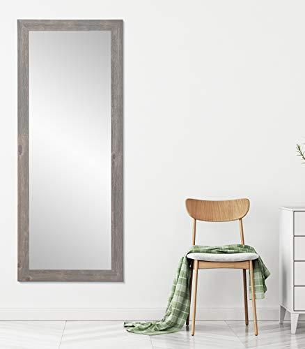 Urban Frontier Barnwood Floor Mirror