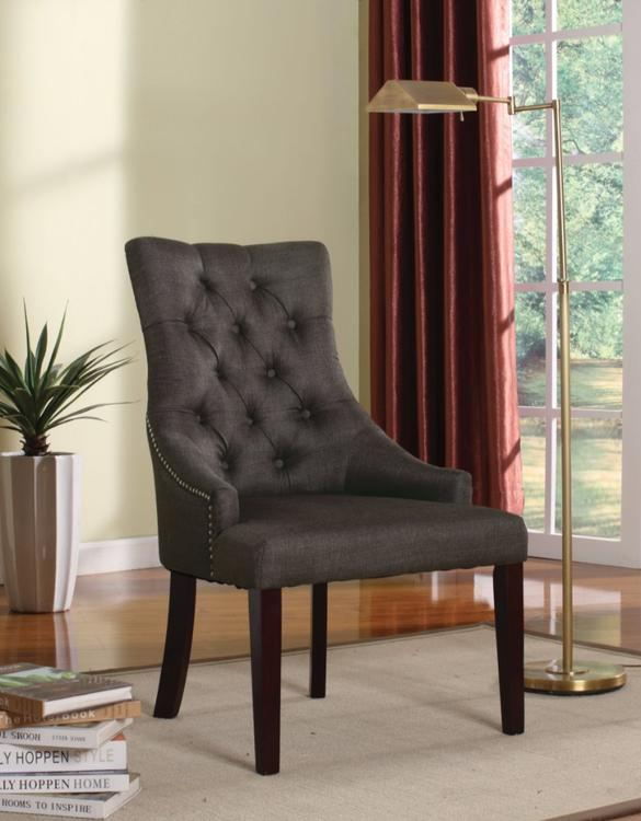Benzara Drogo Side Chair (Set-2)