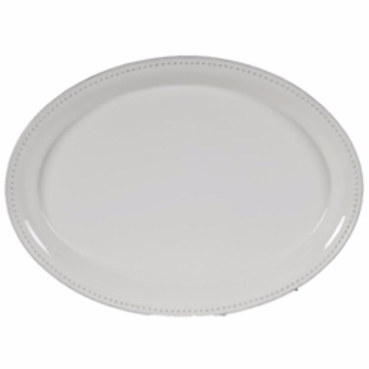 Benzara Circular Porcelain Salad Plate [Item # BM155818]