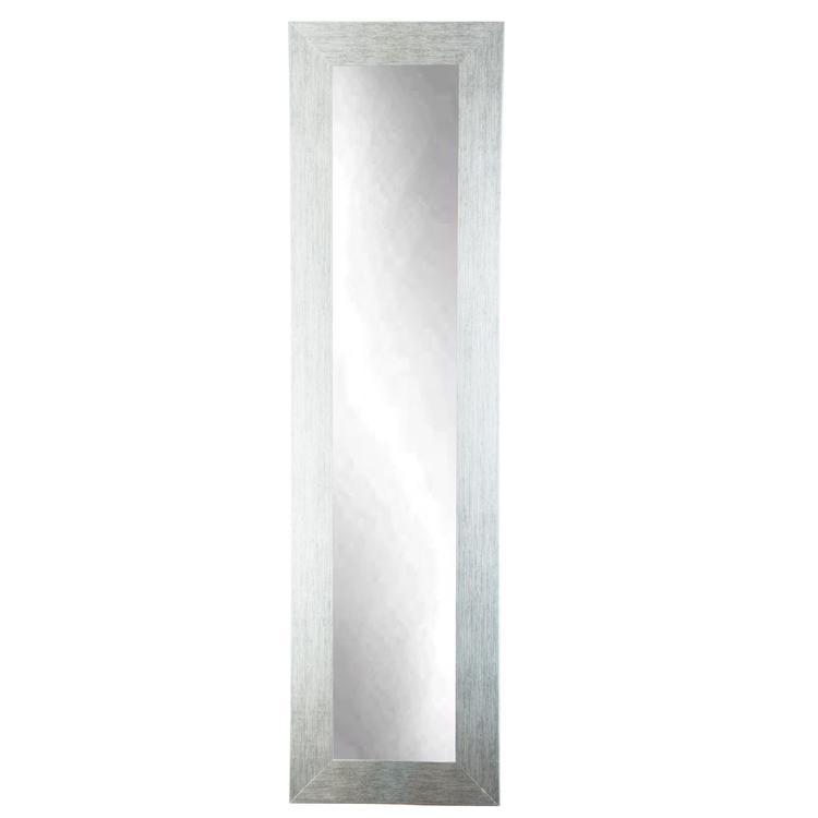 BrandtWorks Modern Style Grain Full Length Mirror