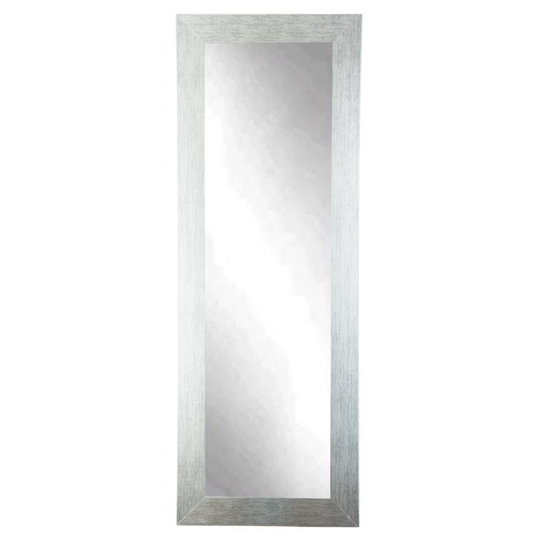 Modern Style Grain Full Length Mirror