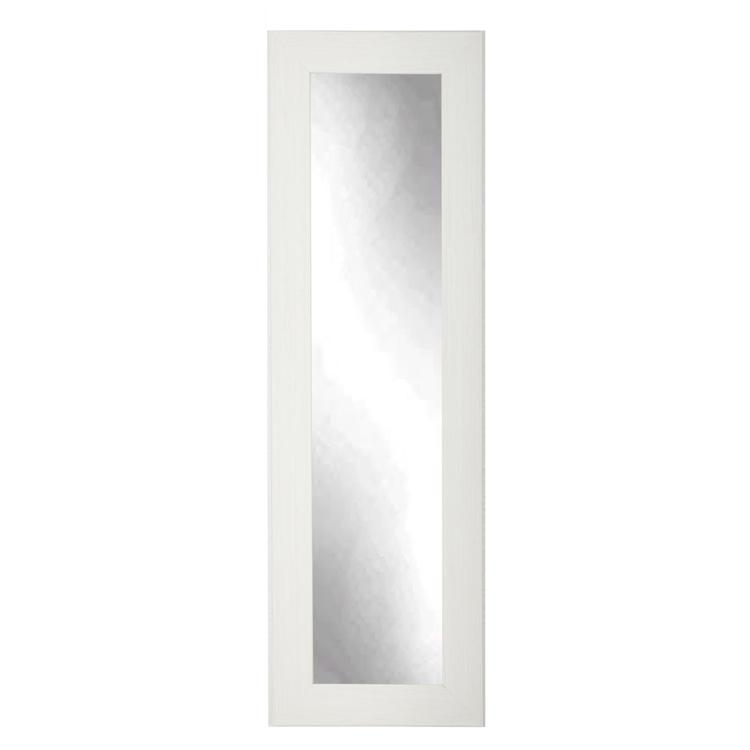 American Accent Oyster Grain Full Length Mirror