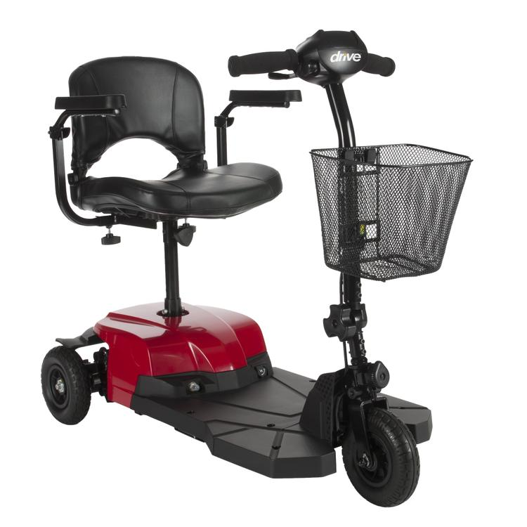 Bobcat X4 Compact Transportable Power Mobility Scooter, 4 Wheel