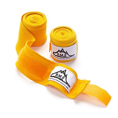 Black Mountain Products Professional Grade Boxing and MMA Hand Wrist Wraps