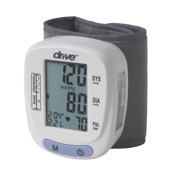 Drive Medical Automatic Blood Pressure Monitor