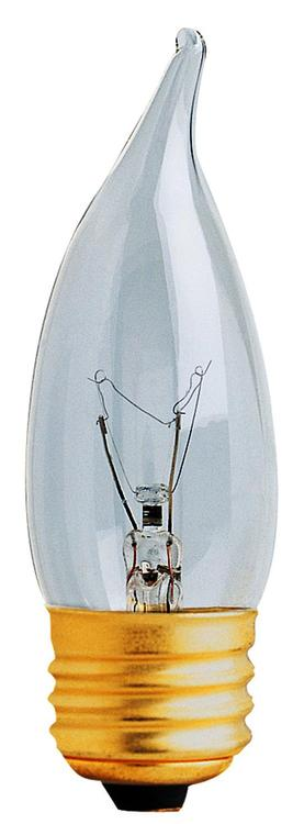 Bp25Efc Bulb Flametip 25W Cl