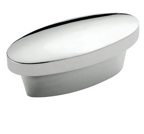 Allison Value 1 in (25 mm) Center-to-Center Polished Chrome Cabinet Pull