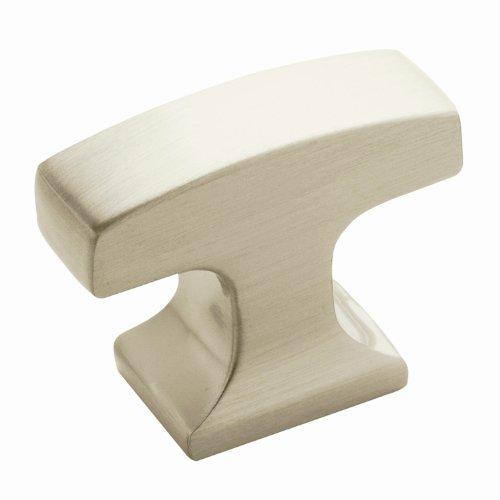 Westerly 1-5/16 in (33 mm) Length Satin Nickel Cabinet Knob