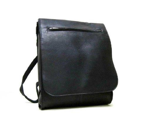Convertible Backpack/Shoulder Bag [Item # BP-50-BL]