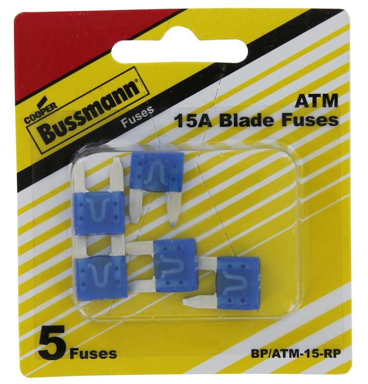 Bp/Atm-15 Rp Fuse 15A Mini 5/C
