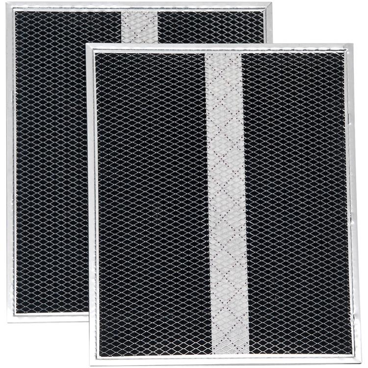Broan Non-Ducted Filters for 36 In. Allure Series Range Hoods (2-pack)