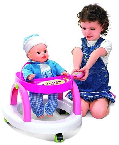 Infrared Clever Baby Doll Walker with Remote