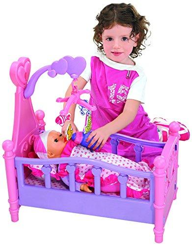Babies Doll Bedtime Playset
