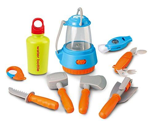 Little Explorer Essential Camping 9-Piece Play Set