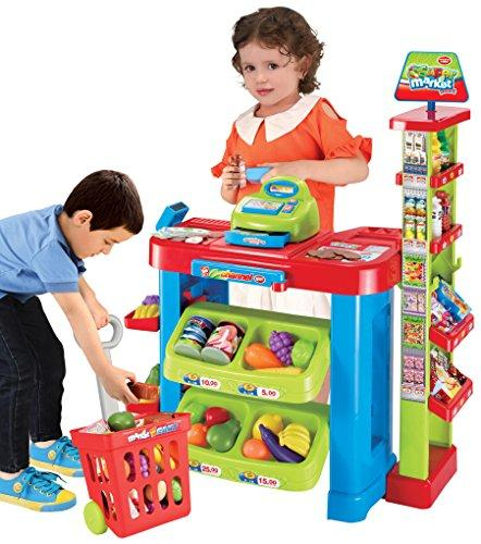 Play All Day Supermarket Play Set