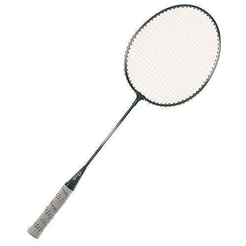 Heavy-Duty Steel Frame Badminton Racket